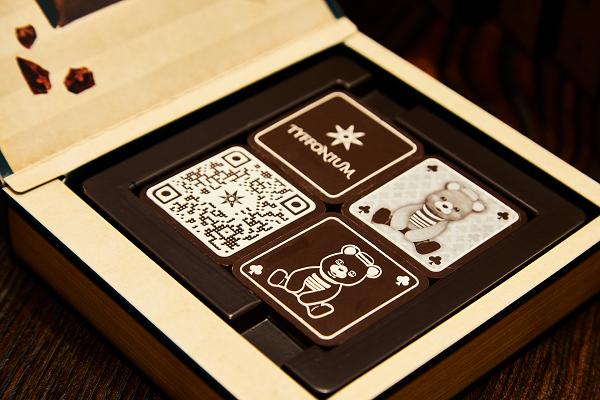 ARで想いを届ける!「ティフォニウム・チョコレート」バレンタイン特装版発売!期間限定ドリンクも販売