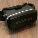 ユーザごとのピント調節が可能!ほぼ全てのスマホに対応したヘッドセット・ステルスVR(STEALTH VR)を体験取材