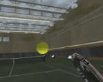 PSVRで本物のテニス!ドリームマッチテニスVR