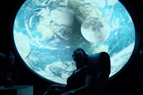 ソニーイベント地球