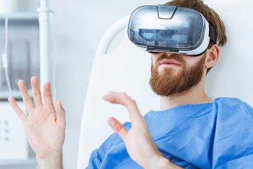VRで治療