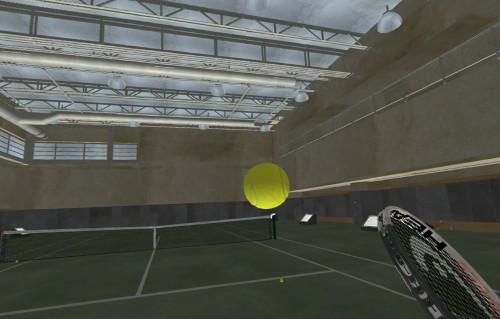 本物のテニスを自宅で!PSVR専用「ドリームマッチテニスVR」発売!