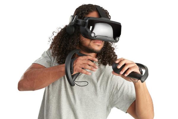 Valveが開発したVRヘッドセット