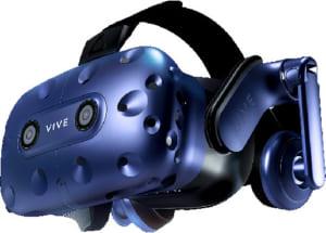 HTC VIVE Pro 4月23日より16万円で国内販売スタート!