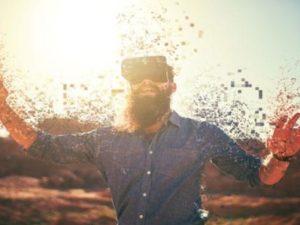 VRで恐怖症に対応する