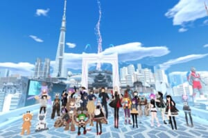VR空間の世界規模イベント「Virtual Market 5」一般出展が過去最多に!