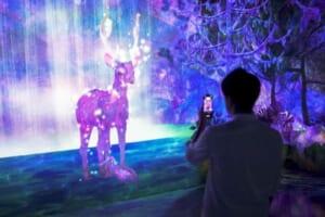 スマホと現実空間が互いに影響を与える新技術「IR」が登場!
