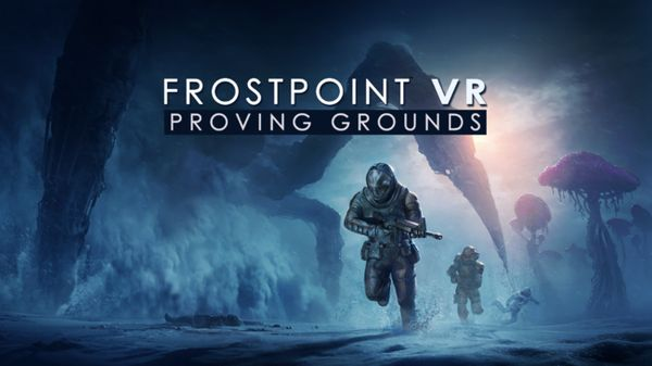 VR FPS「Frostpoint VR : Proving Grounds」が12/2に発売!