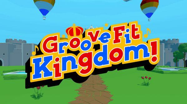VRリズムゲーム感覚でフィットネス!「Groove Fit Kingdom!」リリース