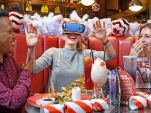 VRと迎えるホリデーシーズン