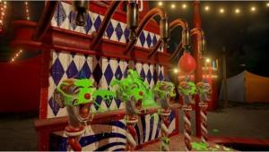 VRFunhouseゲーム画面