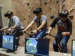 VRでフィットネス