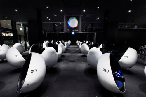 東京のVR体験施設「VirtuaLink」
