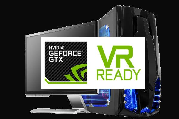 VR ReadyPC