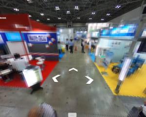 VRで展示会をリアルタイム体感!展示会の新形態「VR下水道展」開催!